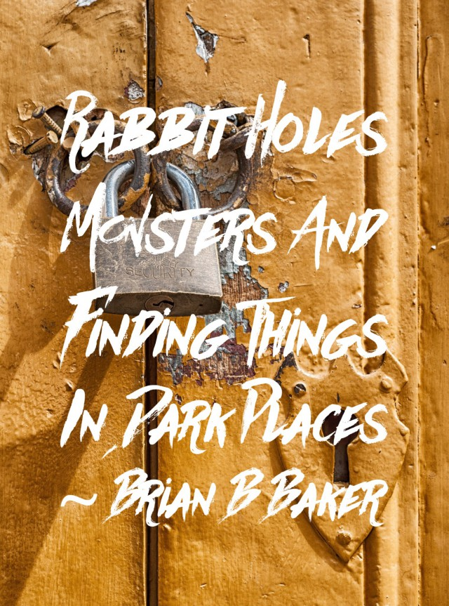 Rabbit Holes, Monsters and Finding Things In DarkPlaces.